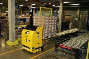 Logistics BusinessJBT Redesigns AGVs Into Standard Modules