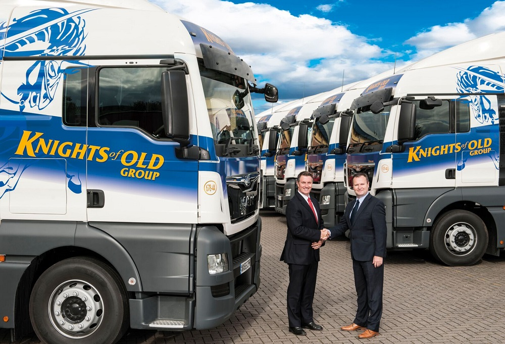 Logistics BusinessPovoas UK Distribution Contract Awarded