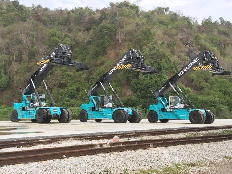 Logistics BusinessCargotec and Konecranes to Merge
