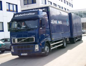 Logistics BusinessKuehne + Nagel Signs Poland Deal With Michelin