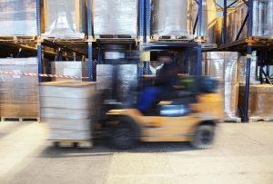 Logistics BusinessStrong Forklift Truck Sales Growth Bucks Uncertain UK Economic Trend