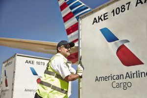 Logistics BusinessFresh Tracking Facilities For American Airlines Cargo