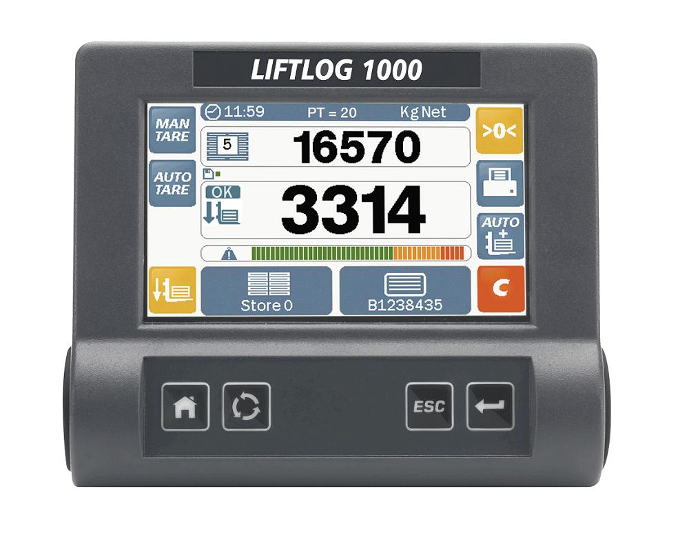 Logistics BusinessRDS Technology shows LIFTLOG range at IMHX 2016