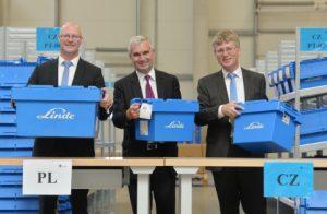 Logistics BusinessLinde Opens New Distribution Centre in Czech Republic
