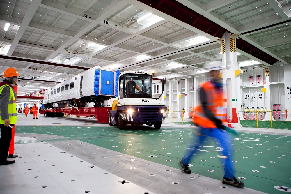 Logistics BusinessTeesport To Handle Hitachi Rail Car Imports
