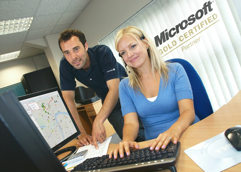Logistics BusinessMicrosoft Gold Status For Scheduling and Dispatch Platform