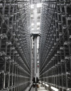Logistics BusinessTurkey's Largest Automated Apparel Facility Awarded