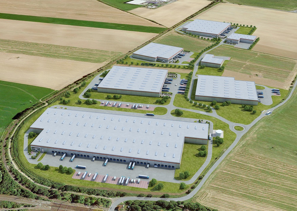 Logistics BusinessExiteria deal marks start of work at P3's Prague D11 park