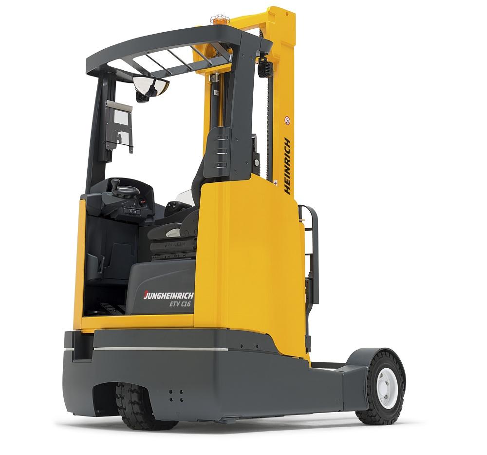 Logistics BusinessJungheinrich unveils new high-energy efficiency 'indoor, outdoor' reach truck
