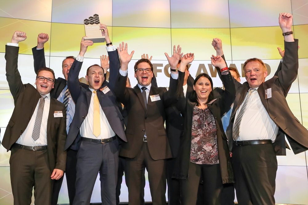Logistics BusinessJungheinrich wins IFOY 2015 Award for 'Counterbalanced Trucks up to 3.5 tonnes'