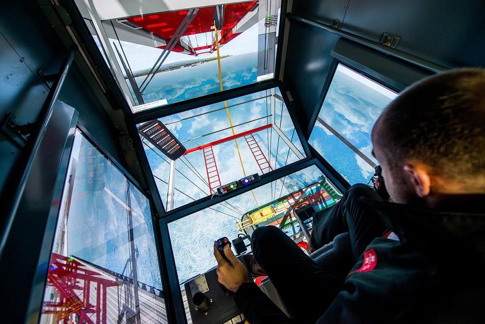 Logistics BusinessPeel Ports Introduces 'Virtual' Crane Operations At Port Of Liverpool