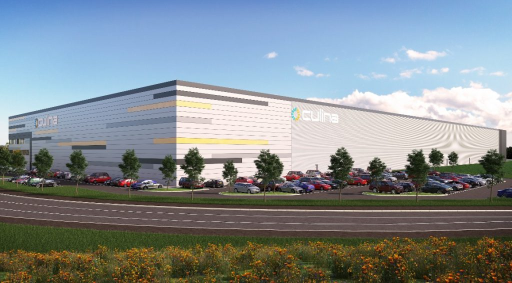 Logistics BusinessFIRST TENANT ANNOUNCED AT  PORT SALFORD TRI-MODAL DISTRIBUTION PARK