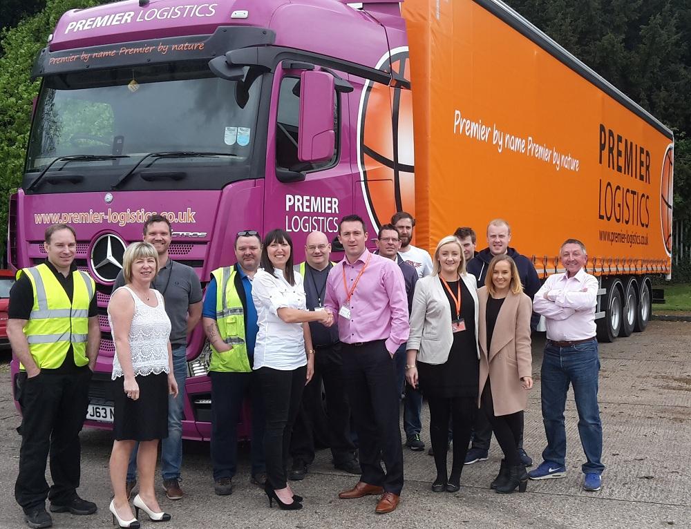 Logistics BusinessPremier Logistics Announces Partnership with the Blueberry Group