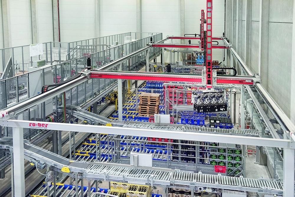 Logistics BusinessSSI Schaefer Takes Majority Stake in Robotics Specialist