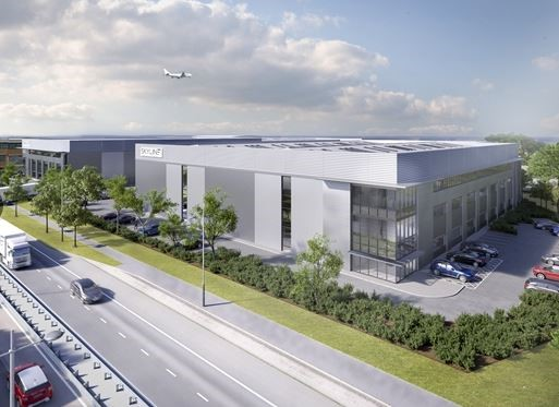 Logistics BusinessConstructor Chosen For Heathrow Skyline Project