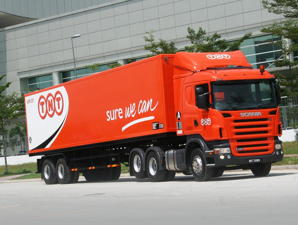 Logistics BusinessTNT launches road service to Georgia, reduces road transit times to Moscow