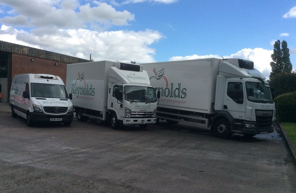 Logistics BusinessLeading Food Logistics Company Installs Sentinel's Advanced Systems for Extra Safety