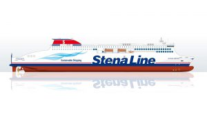 """Logistics BusinessStena has signed a contract, subject to Board approval by the end of April, for an order of four new RoPax ferries with planned delivery during 2019 and 2020, with an option for another four vessels. The vessels will be optimised for efficiency and flexibility and will be built by AVIC Shipyard in China.  The intention is that the four initial vessels will be used within Stena Lines route network in Northern Europe. <br><br><i> """"We are very pleased that Stena have signed a contract for four vessels with an option for another four. During the course of the past 24 months our engineering staff has managed to develop a design that is not only 50% larger than today's standard RoPax vessels, but more importantly, incorporates the emission reduction and efficiency initiatives that have been developed throughout the Stena Group during the past years. These ships will be the most fuel efficient ferries in the world and will set a new industry standard when it comes to operational performance, emissions and cost competitiveness, positioning Stena Line to support its customers in the next decades</i>"""", says Carl-Johan Hagman, Managing Director of Stena Line.  <br><br> The vessels will have a capacity of more than 3 000 lane meters in a drive-through configuration. The main engines will be <i>""""gas ready""""</i>, prepared to be fueled by either methanol or LNG.  <br><br><i> """"With this investment we are building on our successful RoPax concept mixing freight and passengers. Through standardization we secure a reliable operation and through flexibility we can provide an even better support to our customers and help them to grow""""</i>, says Carl-Johan Hagman. <br><br><i> """"We foresee a continued demand growth for short sea services in Northern Europe and in many other parts of the world.  Ferry transportation will play an essential part in shaping tomorrow's logistics infrastructure if we are to have sustainable societies.  Not only is transportation on sea the most e"""