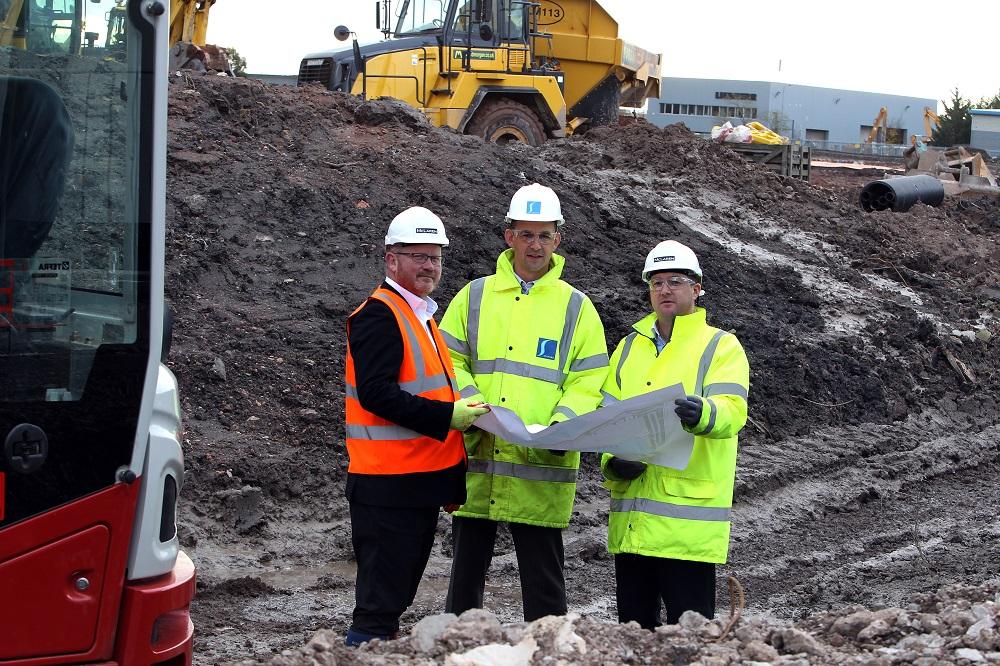 Logistics BusinessWork starts on Poundland's new 30 million pound hub