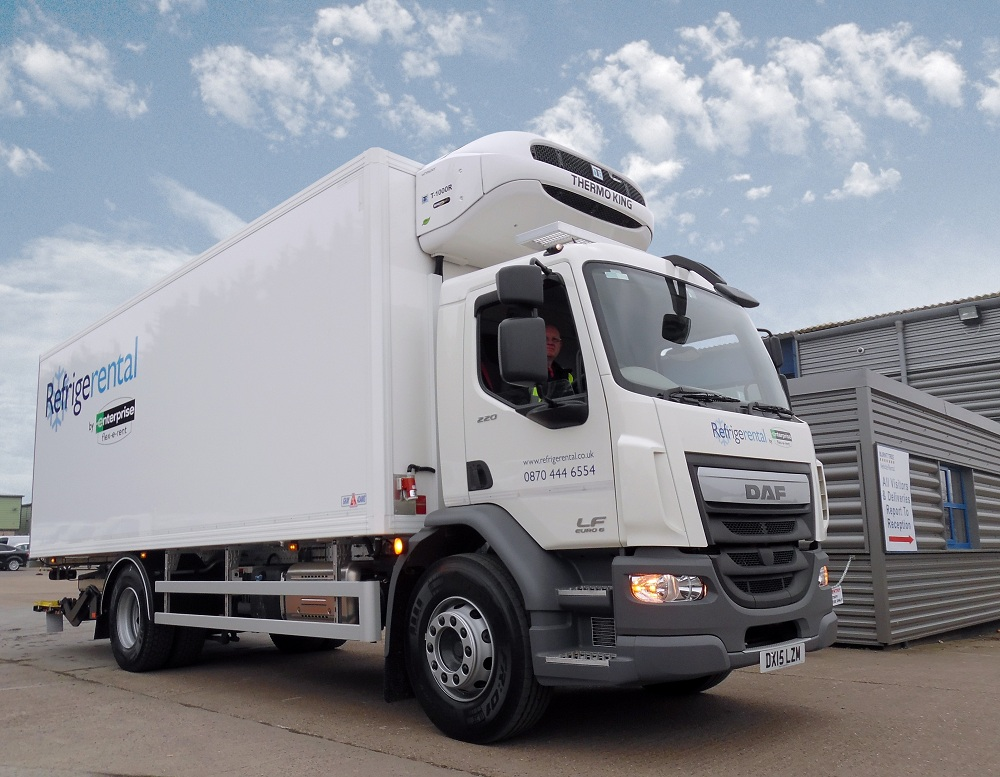 Logistics BusinessEnterprise Flex-E-Rent Expands its Temperature Controlled Rental Fleet with Thermo King Units