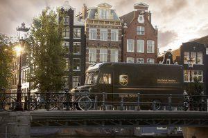 Logistics BusinessUPS Accelerates Progress Toward Sustainability Goals