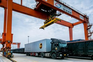 Logistics BusinessUps Expands China-Europe Rail Service  With LCL Option