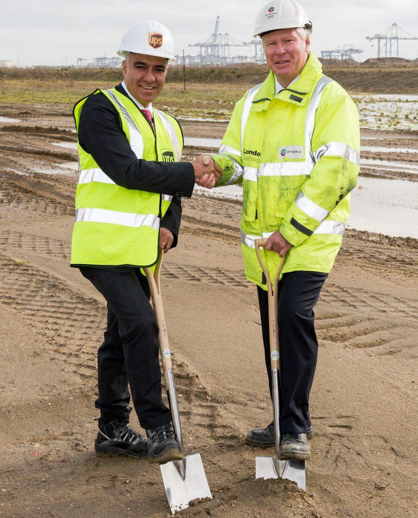 Logistics BusinessUps To Build New Facility At Dp World London Gateway Logistics Park