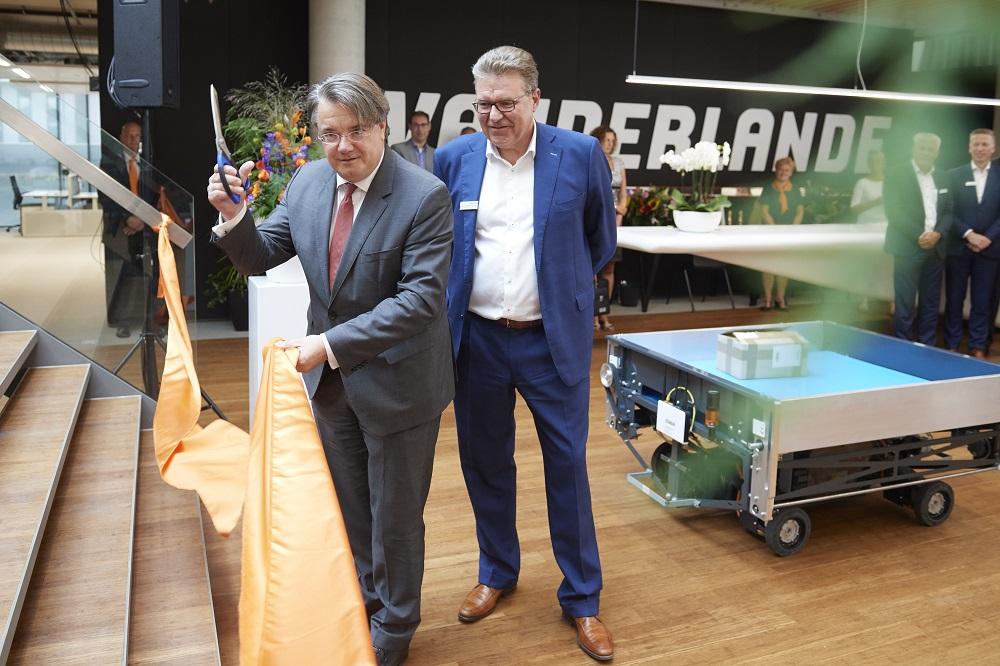 Logistics BusinessVanderlande Unveils State-Of-The-Art New HQ