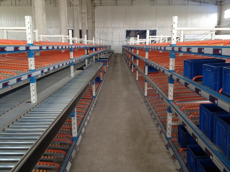 Logistics BusinessInther implements picking system at Xinjia Pharmaceutical China