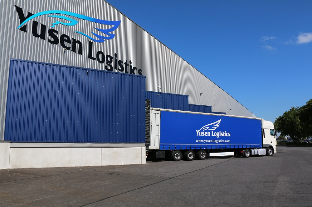 Logistics BusinessYusen Makes Major Investments at Duisburg-Rheinhausen Site