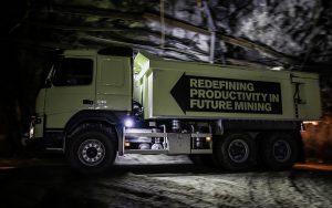 Logistics BusinessVolvo Trucks in Autonomous Vehicle World First