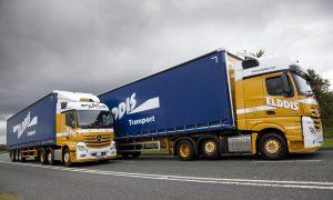 Logistics BusinessCost-Effective Trailer Tracking Monitor Optimises Elddis fleet