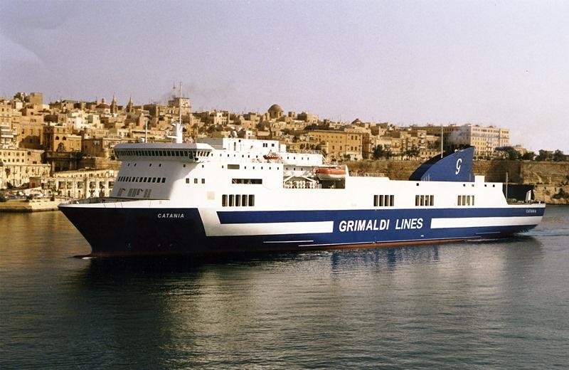 Logistics BusinessThe Grimaldi Group strengthens its presence in Civitavecchia
