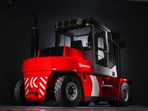 Logistics BusinessKalmar celebrates delivery of its 1,000th medium-range G-generation forklift truck