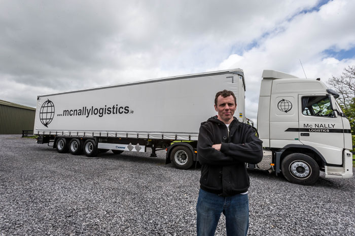 Logistics BusinessBelfast based Hireco secure 500 000 pounds deal with trailer giant Krone