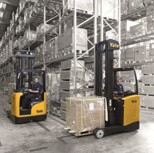 Logistics BusinessStay safe using hired-in materials handling equipment