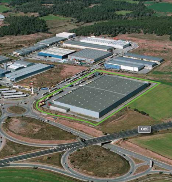 """Logistics Business""""El Pla de Santa Maria"""" Industrial Estate El Pla de Santa Maria, Tarragona, Catalonia"""