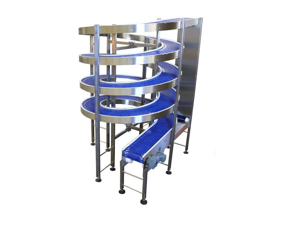 Logistics BusinessUK Automation Specialist Launches Spiral Conveyor Range