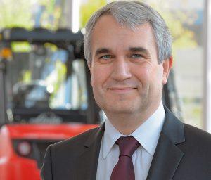 Logistics BusinessLinde Executive Named New President of European Materials Handling Federation