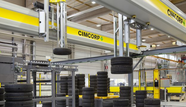 Logistics BusinessCimcorp to Supply Turnkey Automated Handling System to Turkish Tyre Maker