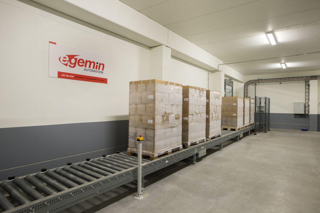 Logistics BusinessEgemin To Build Third High-Bay Warehouse For DeepFreeze Specialist