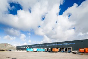 Logistics BusinessSix-Year Contract For Agility With Swedish Tyre Wholesaler