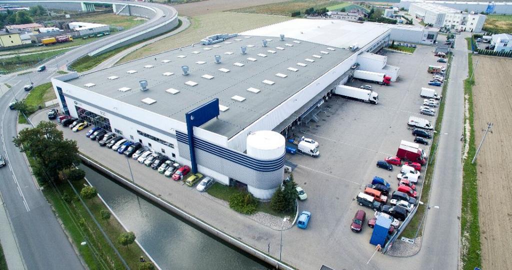 Logistics BusinessLogistics Portfolio In Germany And Poland Acquired