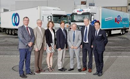 Logistics BusinessSwiss Companies Link in Joint Logistics and Distribution Network