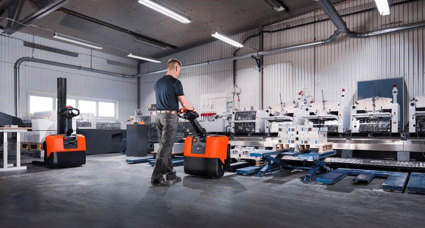Logistics BusinessToyota Material Handling Retains EcoVadis Platinum Ranking