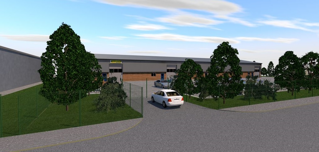 Logistics BusinessPlanning Consent Granted At West Yorkshire Business Park