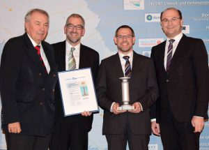 Logistics BusinessWitron Celebrates Awards Success in Bavaria