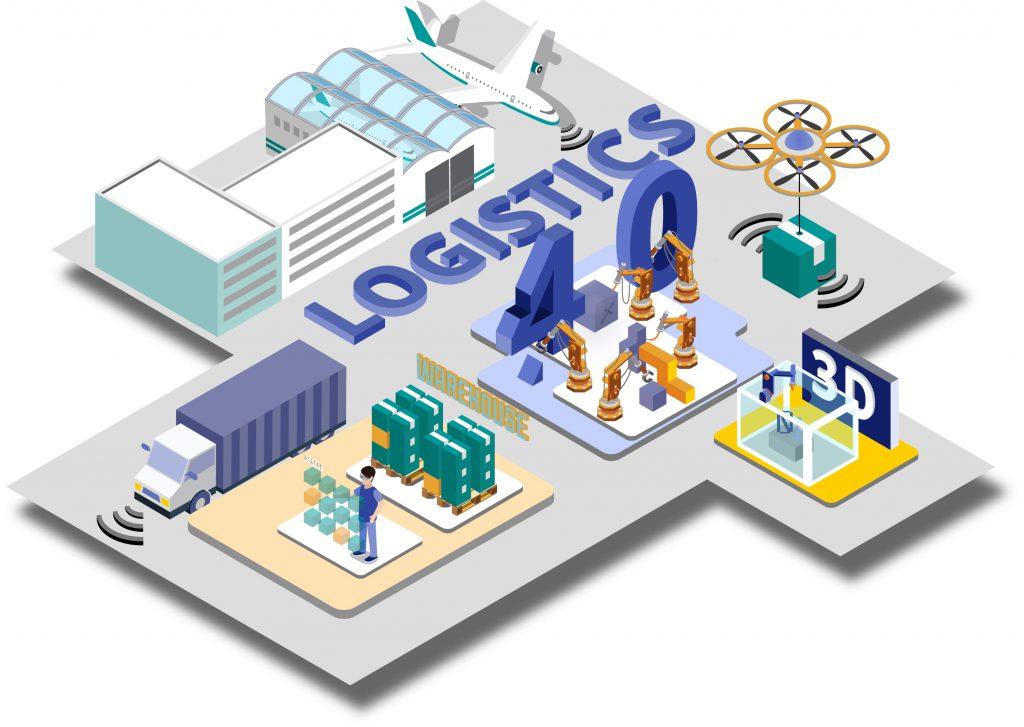 Expert Paper Explores Industry 4 0 Challenges Logistics