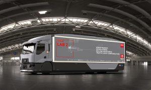 Logistics BusinessRenault Trucks Premieres Urban Lab 2