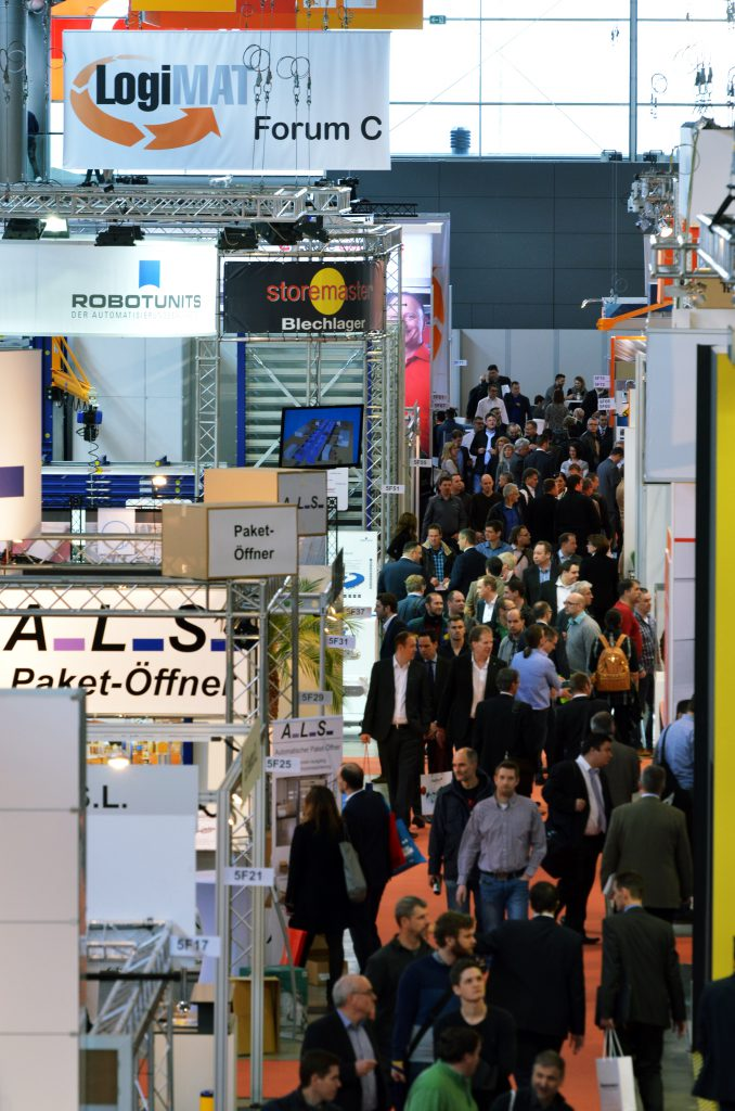 Logistics BusinessLogiMAT 2018 to Focus on Futureproof Solutions to Industry 4.0 Challenges